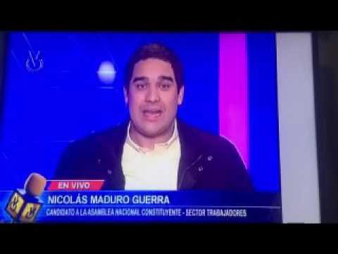 De tal platano, tal Nicolasito:
