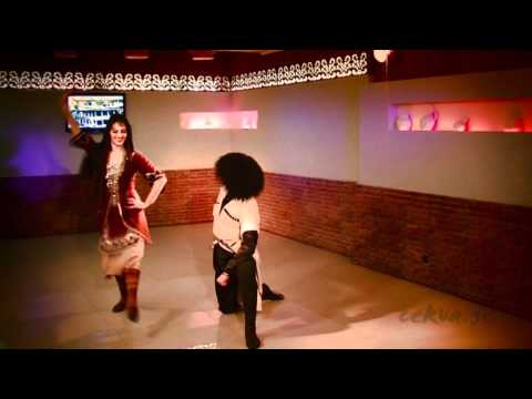 Georgian Dance Lessons DVD
