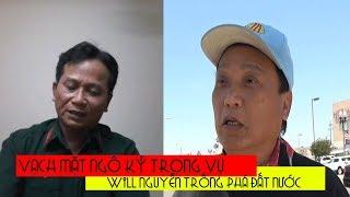 Vài lời gửi Ngô Kỷ xung quanh việc nhập kho Will Nguyễn tại Việt nam
