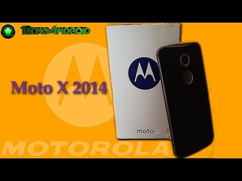 Motorola Moto X 2014 Prova video