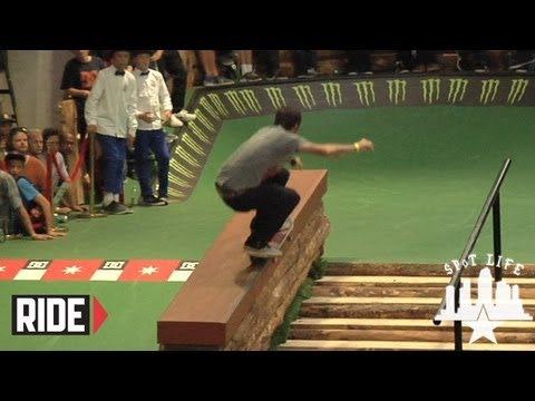 How Chris Cole Won Copenhagen Pro 2012: SPoT Life Event Check