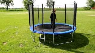Trampoline Kinderplay 10FT | 12FT | 13FT