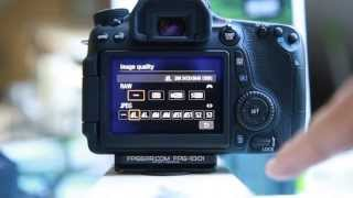 Canon 70D - 5 New or Interesting Features: including silent shutter and digital zoom