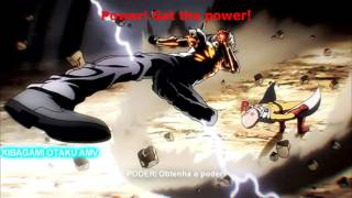 One Punch-Man abertura legendada