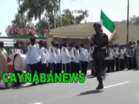 18 May 2013 Somalilad Daawo Ciidanka Qalabka Sida Oo Gaardiyeya By Ibrahim Qaasim