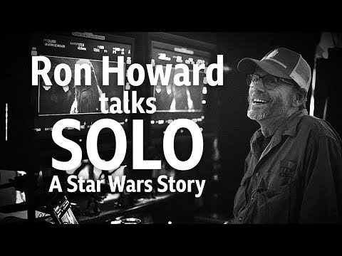 Ron Howard interviewed by Simon Mayo