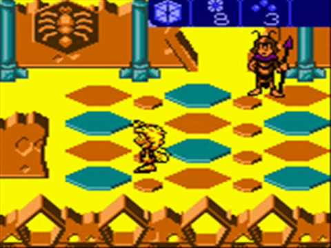 Maya the bee garden adventures(GBC) pt.1 Video