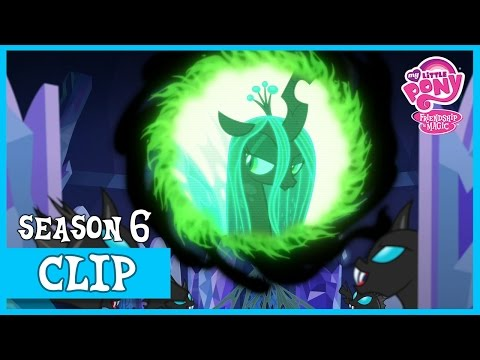 Queen Chrysalis's Evil Plan (To Where and Back Again)   MLP: FiM [HD]