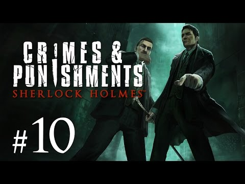Sherlock Holmes: Crimes and Punishments Gameplay #10 - Interview mit einem Säufer