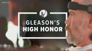 Steve Gleason to receive Congressional Gold Medal