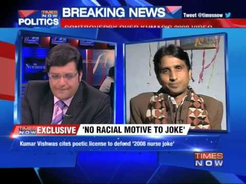 The Newshour Direct: Kumar Vishwas - Full Debate (22nd Jan 2014) video