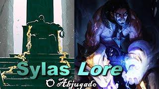 A Lore/História de Sylas O Abjugado. Novo personagem de League of legends