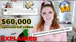 CHARGING $60,000 FOR A SPONSORED POST | THE SECRET WORLD OF INFLUENCERS PART 2