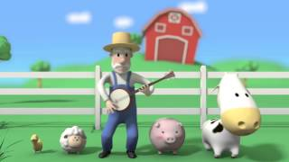 Old MacDonald Had A Farm - Children's Song Nursery Rhyme