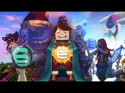 Enjin Coin (ENJ) Minecraft Plugin. Coming Soon.