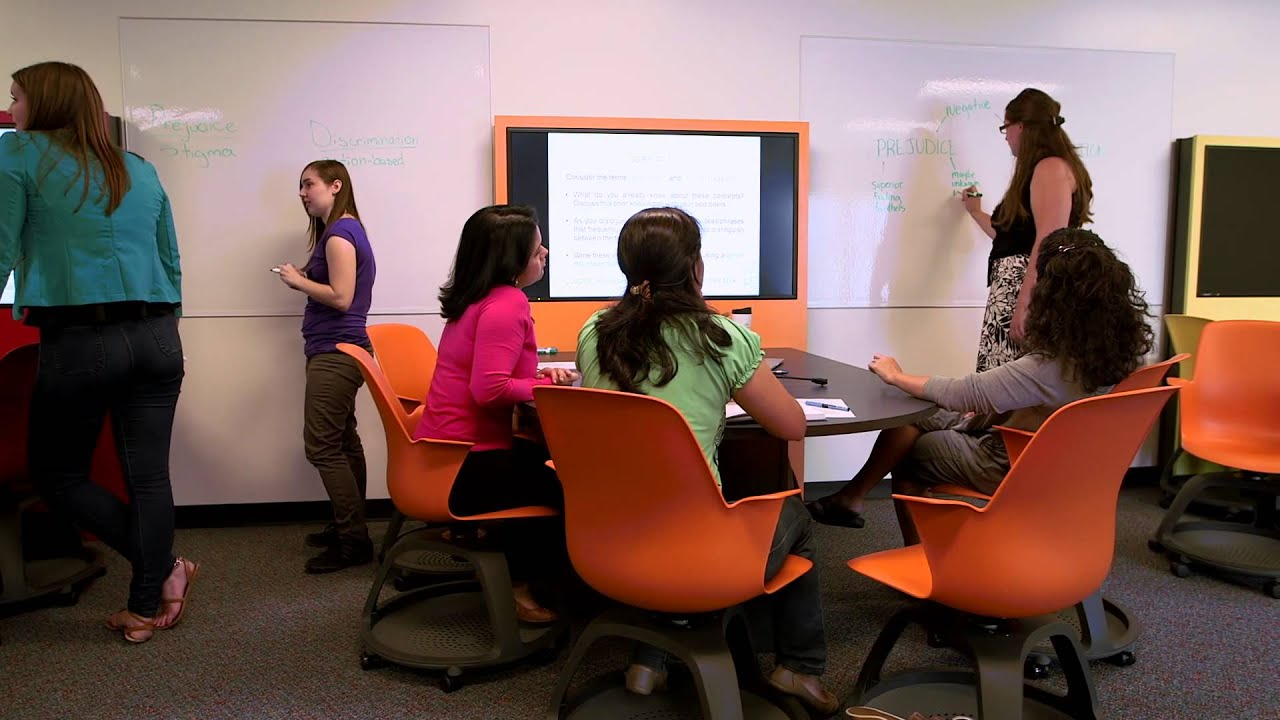 Classroom Redesign ~ Humber classroom redesign teaching example youtube