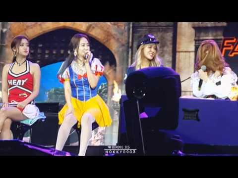[FANCAM] 151031 Wonder Girls Fan Party in Bangkok #4
