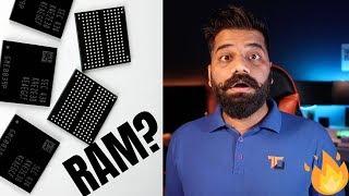 How Much RAM Do We Need??? 4GB 6GB 8GB 10GB 12GB - It's Enough!!!🔥