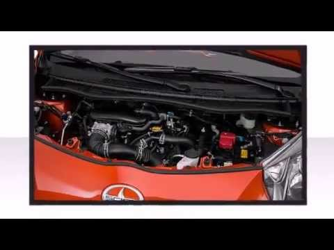 2015 Scion iQ Video