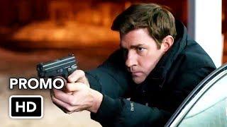 "Tom Clancy's Jack Ryan (Amazon) ""Presidents"" Promo HD - John Krasinski action series"