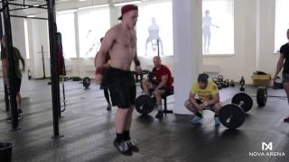NA Crossfit Berloga Saint Petersburg Training Camp 2014