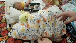 Box Opening Reborn Baby Doll - Beautiful Life Like Doll - Prototype Reborn Baby