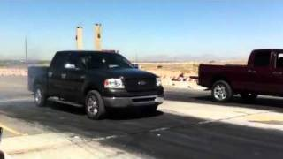 Dodge Ram vs Ford F150