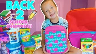 ✏️ BACK TO SCHOOL SHOPPING! ✂️CLASSROOM TOUR
