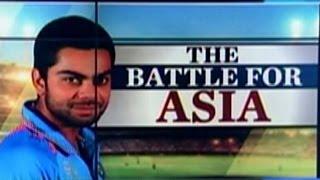 Bangladesh sets a target of 280 against India