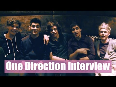 One Direction: The Perfect Girl...interview With Faze Magazine. video