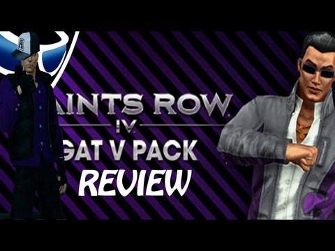 Saints Row 4 GAT V pack DLC review