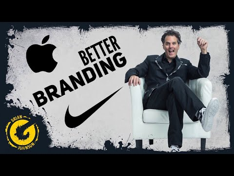 Branding: Apple Marketing Strategy - Think Different - Nike Marketing Strategy