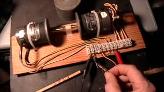 Electric OU Coil Shorting Shunt Motor Demo