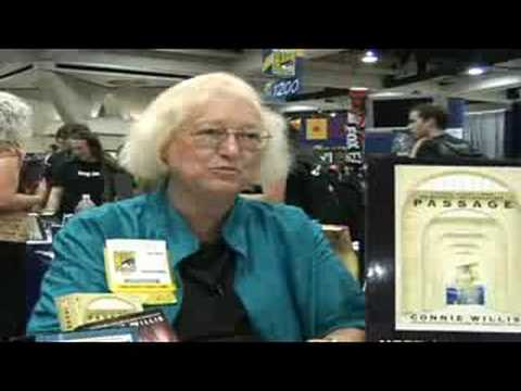 Connie Willis Interview, Comic-Con 2008