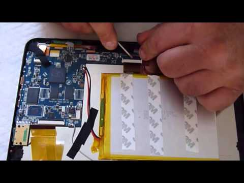 comment reparer tablette