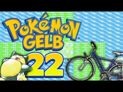Let's Play Pokémon Gelb Part 22: Der Schlafende Riese video