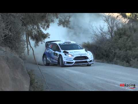 Full Attack Test M-Sport | Ott Tanak | Pre WRC Mexico 2015
