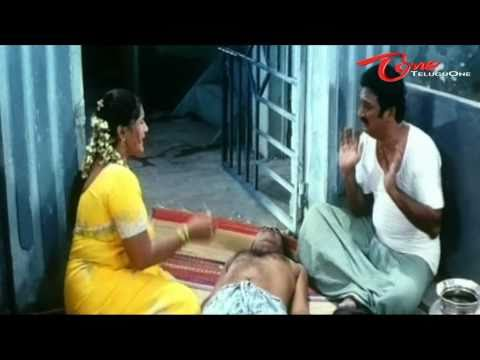 Comedy Scene - Krishna Bhagavan as House Husband