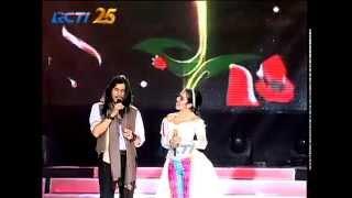 "Syahrini feat. Virzha ""Cinta Sendirian"" - Simfoni Untuk Bangsa"