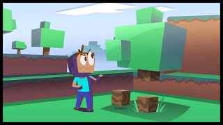 MINECRAFT LOGIC (Cartoon Animation)