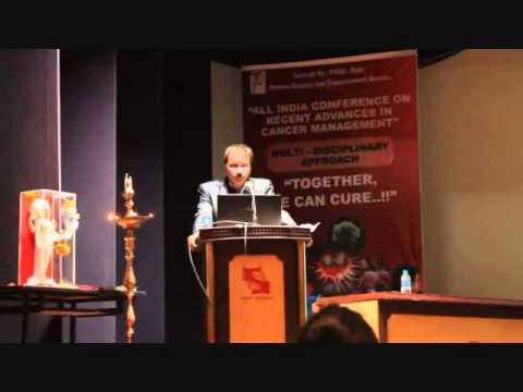 Stem Cell Therapy for Cancer (Talk) -By Dr.Pradeep Mahajan,Pune,India. (Part-2) Photo Image Pic