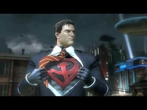 Injustice Gods Among Us - Red Son Developer Diary HD