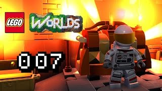 DER MOMENT DER WAHRHEIT !? - Let's Play Lego Worlds Gameplay #007 [Deutsch] [60FPS]