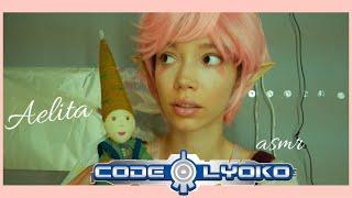 ASMR | Roleplay Code Lyoko : Aelita se prépare pour un date avec Jérémie 🧝♀️💕