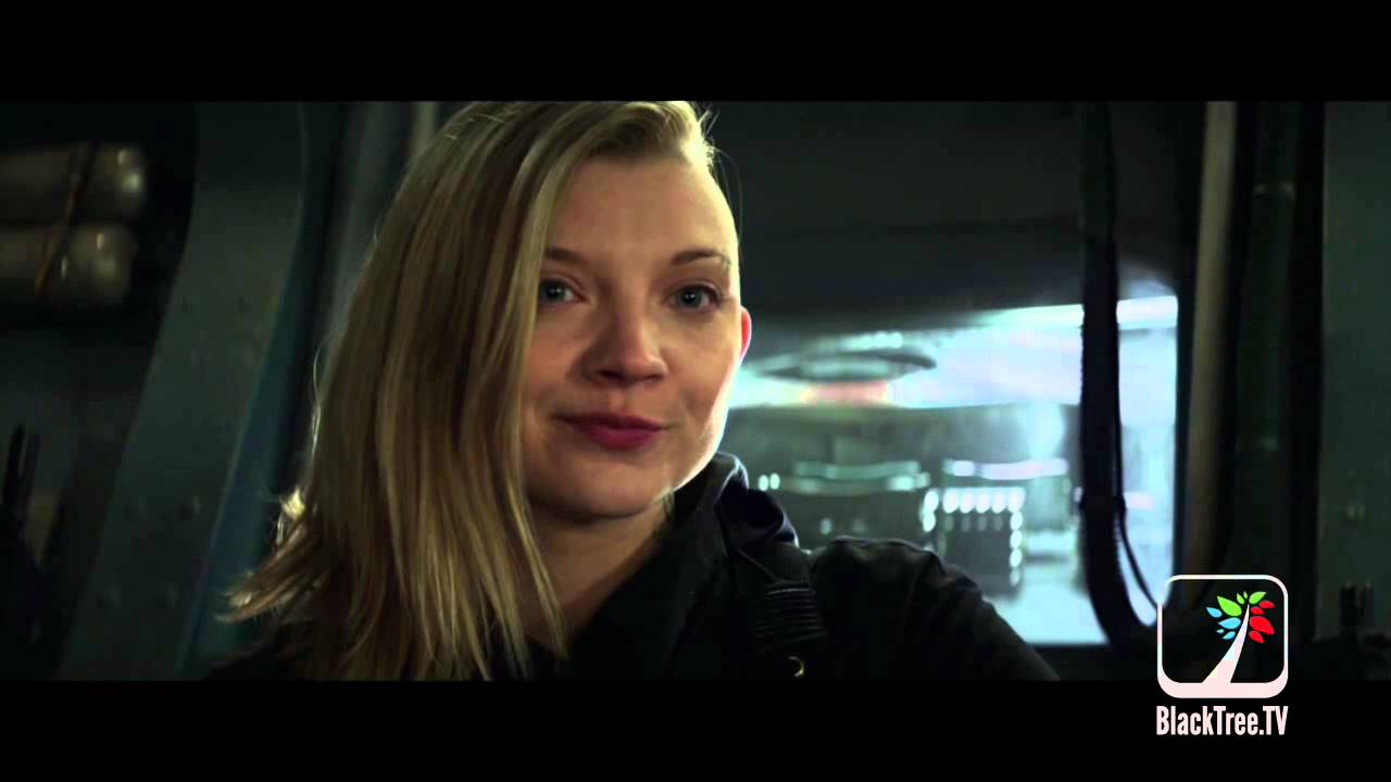 Natalie Dormer Interview for The Hunger Games: MockingJay ...