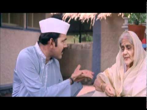 Shubha Mangala Savadhana - Ram Ram Patil - Ashok Saraf - Marathi Comedy Scenes video