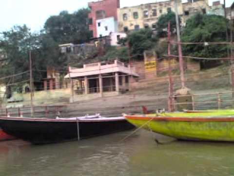 Varanasi, Uttar Pradesh Indien