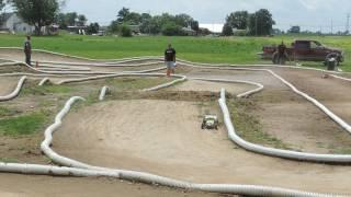 1/8 E Buggy Group 1 Heat 2 Ohio RC Factory 7-1-2017