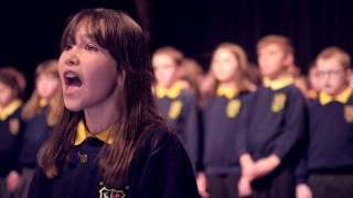 Irish Schoolgirl Kaylee Rodgers Singing Hallelujah - Official Video - Full HD