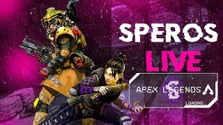 APEX LEGENDS | 150+ WiNS // RUNNiNG WiTH A TRiO FOR ONCE!!! LET'S EAT!!! @SPEROS_OG on iNSTA/TWiTTER